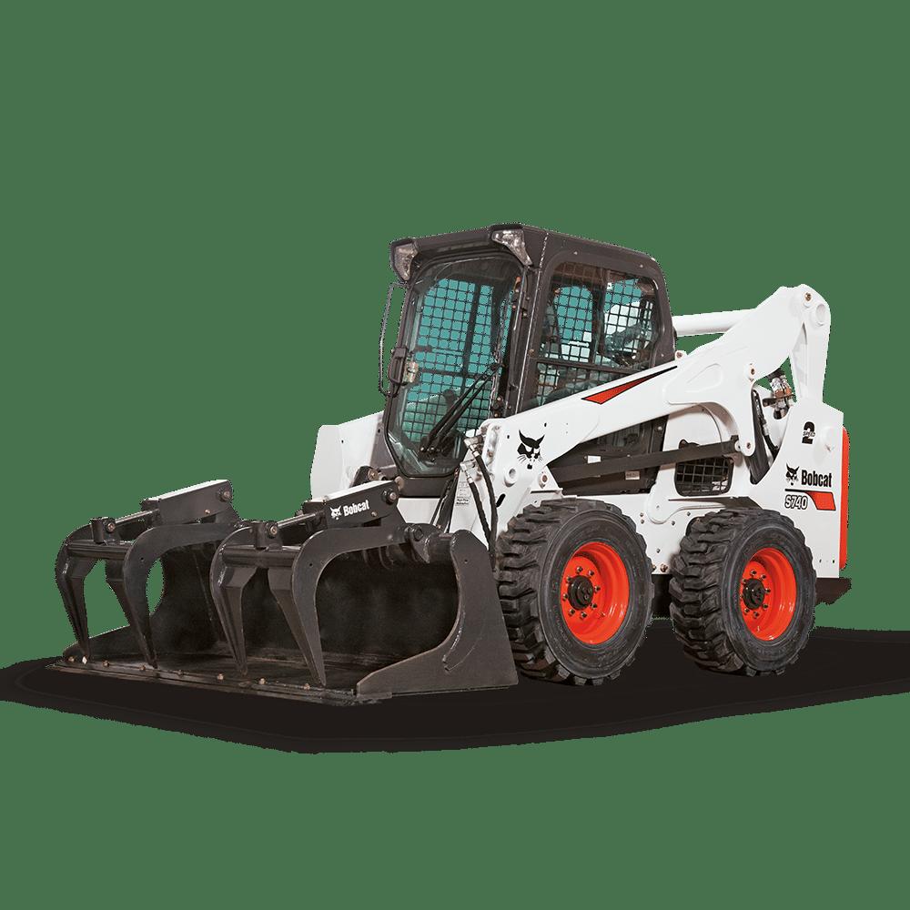 Skid-steer loaders - Trakto Machineries