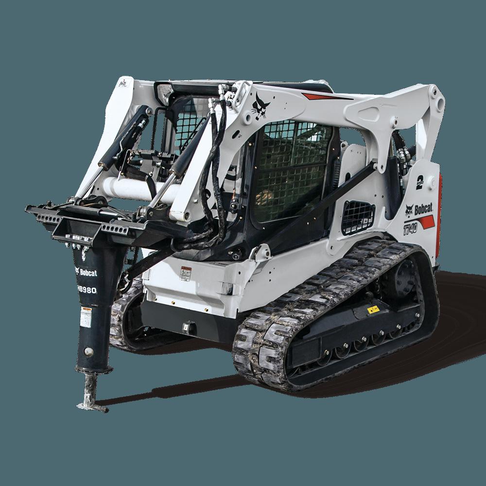 Compact track loaders - Trakto Machineries