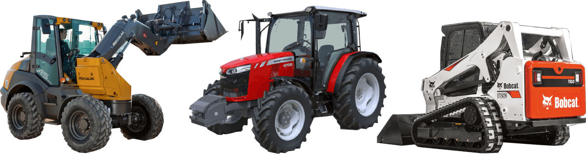 Trakto | Compact Tractor and Commercial equipment dealer